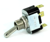 Carling Technologies 2FB53-78/TABS Toggle Switch Sealed Metal, 15A, SPDT, On-On -- 44255 - Image