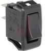 Switch, Rocker, Miniature, SPST, ON-OFF, 16 A @ 125 VAC -- 70128128 - Image