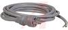 Cord, Medical; 10 A; 125 V; 10 Ft.; Gray NEMA 5-15 plug; Gray Jkt; Stripped End -- 70125922 - Image