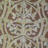 Diva Style Transitional Frame Jacquard Fabric -- K-Sahara -- View Larger Image