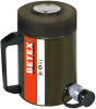 BETEX ALNC Series Aluminum - Load Return, Lock Nut Type Hydraulic Cylinder -- TB-ACY7200040