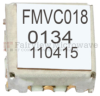 VCO (Voltage Controlled Oscillator) 0.175 inch SMT (Surface Mount), Frequency of 9 GHz to 10 GHz, Phase Noise -78 dBc/Hz -- FMVC018 -Image