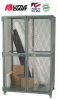 ALL WELDED STORAGE LOCKERS -- HSLN-2460