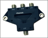 Space Qualified 3-way Power Divider/Combiner -- 4S3019