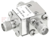 High Power Circulator SMA Female With 17 dB Isolation From 18 GHz to 26.5 GHz Rated to 50 Watts -- FMCR1012 -Image