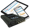 Internet Enabled Vibration-Acoustic Data Logger -- WebDAQ 504