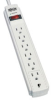 6-outlet, 6-ft Cord, 790 Joule Strip - Protect It! Surge Suppressor -- TLP606