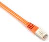 CAT6 400-MHz, Shielded, Solid Backbone Cable (FTP), PVC, Orange, 5-ft. (1.5-m) -- EVNSL0610MS-0005