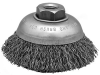 C6020, 6 Inch Crimp Wire Cup Brush -- 43012