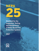 NFPA 25: Standard for the Inspection, Testing, and Maintenance of Water-Based Fire Protection Systems, Spanish