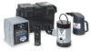 Battery Backup Sump Pump,High Capacity -- 1APP3