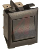 Switch, AC Rocker, Midsize Snap-In, Non-Illuminated, On-Off-On -- 70155575 - Image