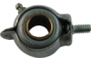 Grease Fitting Clamshell Mounted Bearing -- AJH12G