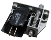 MICRO SWITCH AC Series Door Switch, Single Pole Double Throw Circuitry, 5 A at 250 Vac, Rod Actuator, Silver Contacts, Quick Connect Termination, UL/CSA -- 23AC80-UL -Image