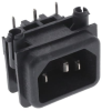 Power Entry Connectors - Inlets, Outlets, Modules -- 486-5626-ND -Image