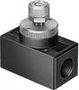 GR-3/8-B One-way flow control valve -- 6308