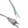 Power, Line Cables and Extension Cords -- Q1050-ND -Image