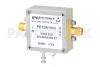 1.3 dB NF Low Noise Amplifier, Operating from 40 MHz to 3 GHz with 16 dB Gain, 7 dBm P1dB and SMA -- PE15A1060 -Image