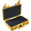 Pelican 1170 Case with Foam - Yellow | SPECIAL PRICE IN CART -- PEL-1170-000-240 -- View Larger Image