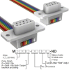 D-Sub Cables -- M7WWK-0910R-ND -Image
