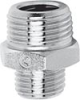 Nickel Plated Brass Pipe Fitting -- 2511 M5-1/8