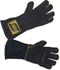 Heavy Duty Black Gloves