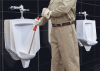Urinal Auger -  Drain Cleaner -- TU4 - Image