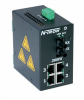 305FX Industrial Ethernet Switch with Monitoring, ST 2km -- 305FX-N-ST -- View Larger Image