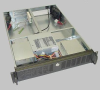 2U Rackmount Chassis for Full Size ATX Motherboard, 5 Bays -- CLM-9233