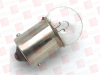 SYLVANIA 81 ( MINIATURE LAMP, 1.02AMP, 6.5V, G6 SC BAYONET BASE ) -Image