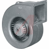 Blower;AC;Centrifugal;Curved;230V;600CFM;72dBA;160mm;Capacitor not Incl. -- 70104963