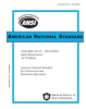 ANSI/ASSE A10.15-1995 (R2011) Safety Requirements for Dredging -- 247P