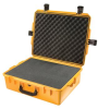 """Pelican Hardiggâ""""¢ Storm Caseâ""""¢ iM2700 with Foam - Yellow 