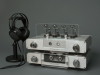 Fully balanced Electrostatic headphone amp -- WES