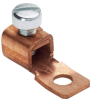 Wire Termination : Power Connectors : Copper Mechanical Lugs and Splices -- CXS125-56T-Q