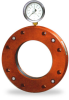 Flange Mounted Pressure Sensors for Slurry and Corrosive Fluids -- Series 40