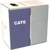 CAT6 PVC RISER CMR BLUE 1K SPOOL BOX 550 MHz -- 30-60113-BLUE
