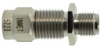 5223 Coaxial Adapter, Bulkhead Feedthru (2.9mm, 40 GHz) - Image