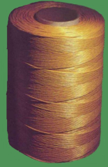 Cordage, Rope, and Webbing - Round Twisted Linen Lacing Cord