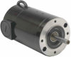Metric 33A Series Permanent Magnet DC Motor -- Model N6216