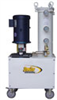 Integrated Pressure Coolant System, 8 GPM, 1000 PSI, Brass head construction, 5 Hp, 3 Phase -- EW-75421-72