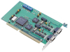 2-port RS-422/485 Cards with 3000 VDC Isolation and Surge Protection -- PCL-745S-BE - Image