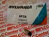 SYLVANIA 6PSB ( SYLVANIA , 6PSB, LAMP MINIATURE, 6V, .14AMP, T2 SLIDE BASE, PRICE/EACH ) -Image