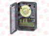 INTERMATIC T171 ( TIMER ELECTROMECHANICAL 120VAC 40AMP TIME SETTING 24-HRS DIAL TIME SWITCH TYPE-1 SINGLE POLE ) -Image