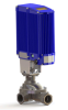 Actuated - Hot/Cold Water Mixers - Emech™ Digital Control Valves -- E40W