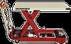 Mobile, Electric Drive & Lift, Lift Table -- Power Driven Backsaver Lite Portable Series