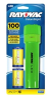 Rayovac Value Bright LED 2D Plastic Flashlight -- BRSELED2D-BA - Image