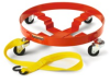 RELIUS SOLUTIONS Multi-Purpose Drum Dollies -- 7867000