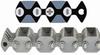 RamFlex™ Duplex Silent Chain -- RF3-025 - Image