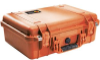 Pelican 1500 Case - No Foam - Orange | SPECIAL PRICE IN CART -- PEL-1500-001-150 - Image